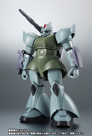 ROBOT魂 <SIDE MS> MS-14A 量産型ゲルググ&C型装備 ver. A.N.I.M.E. 04