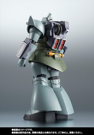 ROBOT魂 <SIDE MS> MS-14A 量産型ゲルググ&C型装備 ver. A.N.I.M.E. 05