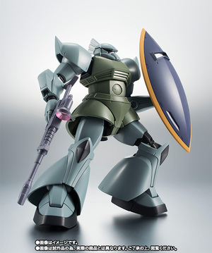 ROBOT魂 <SIDE MS> MS-14A 量産型ゲルググ&C型装備 ver. A.N.I.M.E. 06