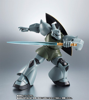 ROBOT魂 <SIDE MS> MS-14A 量産型ゲルググ&C型装備 ver. A.N.I.M.E. 09