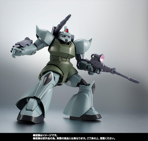 ROBOT魂 <SIDE MS> MS-14A 量産型ゲルググ&C型装備 ver. A.N.I.M.E. 11