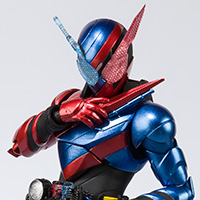 SHFiguarts Masked Rider Build Rabbit Tank Form