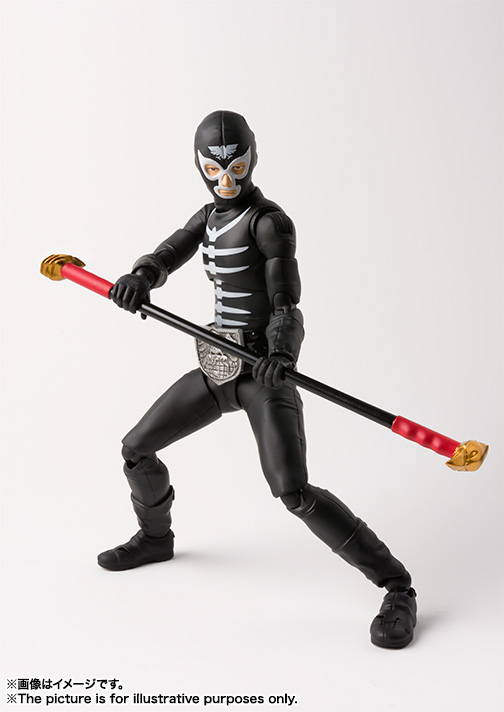 SHFiguarts Shocker Combatants (Bones) 04