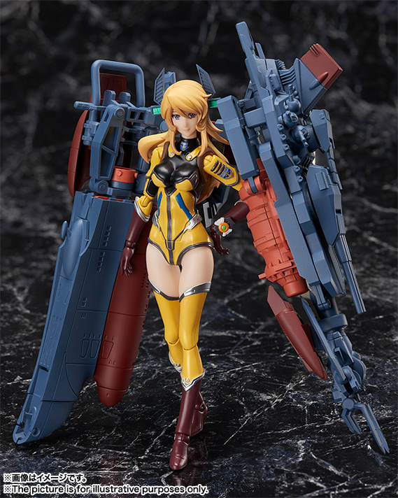 Armor Girls Project Yamato Armor x Forest Snow 01