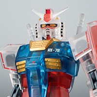 THE ROBOT SPIRITS <SIDE MS> RX-78-2 ガンダム ver. A.N.I.M.E. ~クリアスペック~ 【イベント限定商品】