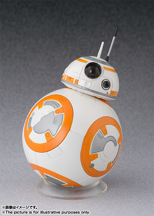 S.H.Figuarts BB-8™ Special Ver. 02