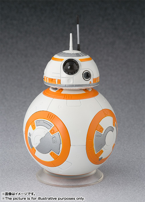 S.H.Figuarts BB-8™ Special Ver. 03