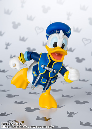 SHFiguarts Donald (KINGDOM HEARTS II) 05