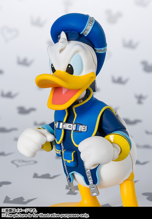 SHFiguarts Donald (KINGDOM HEARTS II) 09