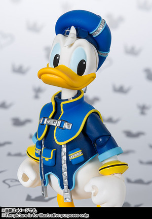 SHFiguarts Donald (KINGDOM HEARTS II) 10