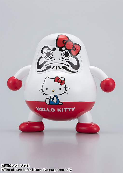 DARUMA CLUB HELLO KITTY B 01