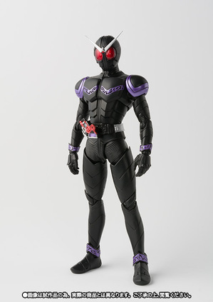 SHFiguarts (true steel carving process) Masked Rider Joker 01