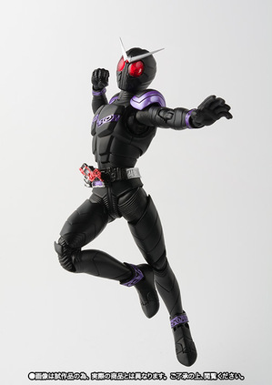 SHFiguarts (true steel carving process) Masked Rider Joker 03