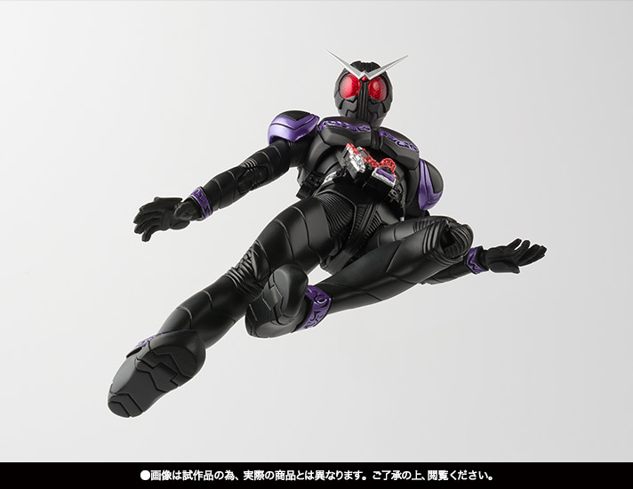 SHFiguarts (true steel carving process) Masked Rider Joker 04