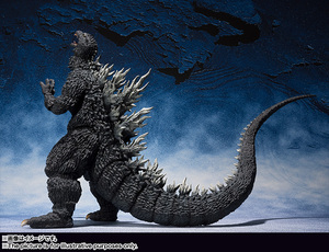 S.H.MonsterArts ゴジラ (2002) 06