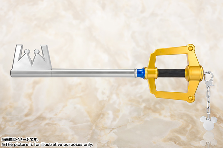 PROPLICA key blade Kingdom chain 02