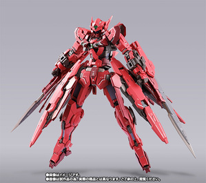 METAL BUILD ガンダムアストレア TYPE-F (GN HEAVY WEAPON SET) 05