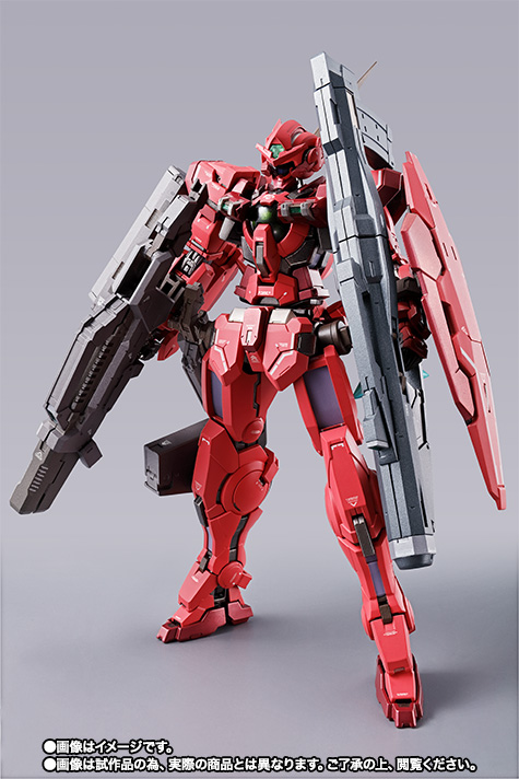 METAL BUILD ガンダムアストレア TYPE-F (GN HEAVY WEAPON SET) 14
