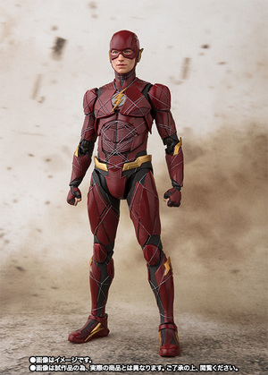 S.H.Figuarts フラッシュ (JUSTICE LEAGUE) 03