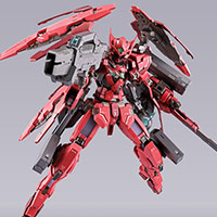 METAL BUILD METAL BUILD ガンダムアストレア TYPE-F (GN HEAVY WEAPON SET)【2次:2018年7月発送】