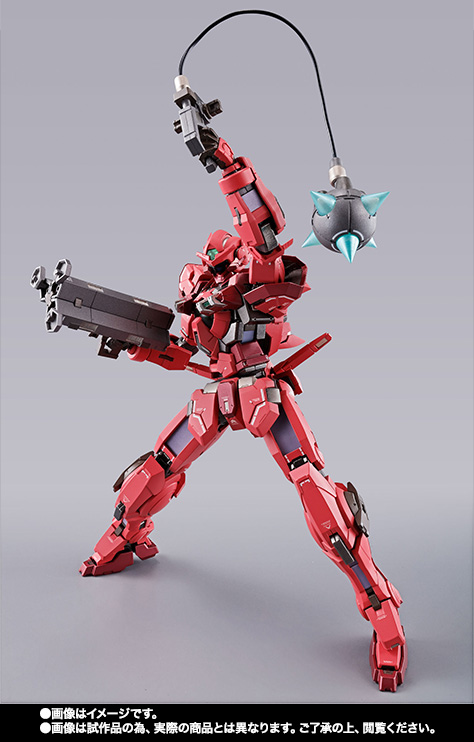 METAL BUILD METAL BUILD ガンダムアストレア TYPE-F (GN HEAVY WEAPON SET)【2次:2018年7月発送】 19