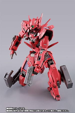 METAL BUILD METAL BUILD ガンダムアストレア TYPE-F (GN HEAVY WEAPON SET)【2次:2018年7月発送】 20
