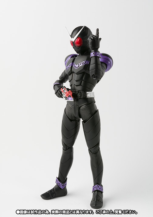 S.H.Figuarts(真骨彫製法) 仮面ライダージョーカー 02