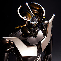 CHOGOKIN  GX-70CN マジンガーZ D.C. CHROME NOIR