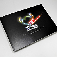 TAMASHII NATIONS 10th Anniversary picture record(図録)