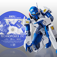 "HI-METAL R Techroid Blader 【Amazon only ""Technopolis 21C"" Blu-ray DISC attached version】"