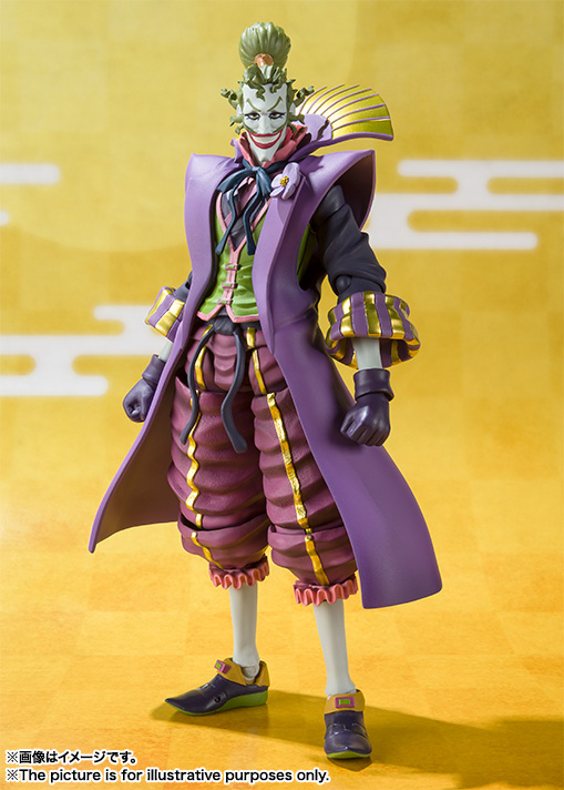 SHFiguarts The 6th Heavenly Devil Joker 01