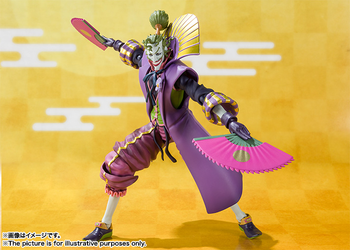 SHFiguarts The 6th Heavenly Devil Joker 02