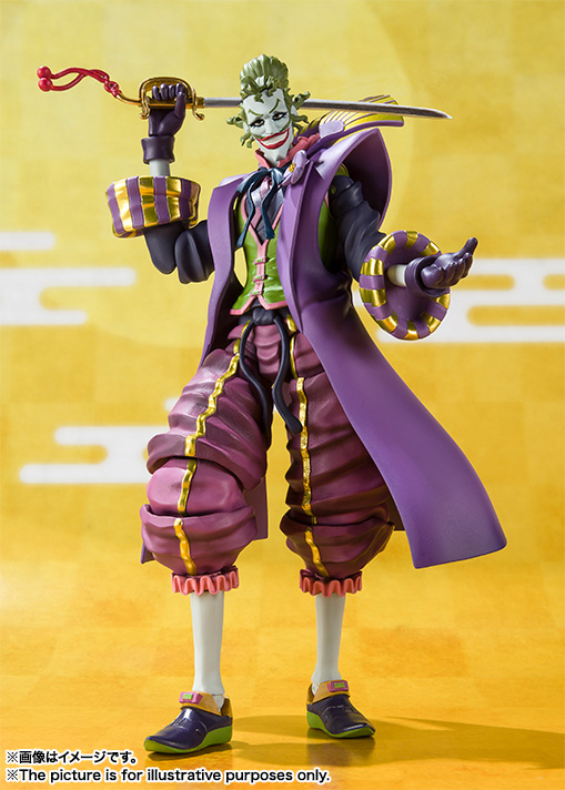 SHFiguarts The 6th Heavenly Devil Joker 03