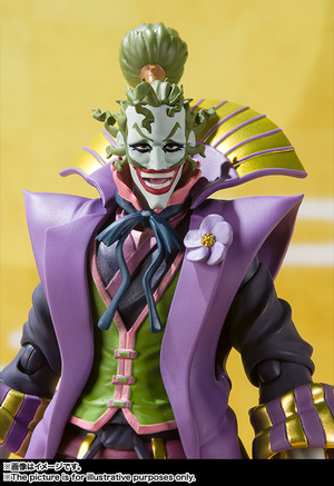 SHFiguarts The 6th Heavenly Devil Joker 05