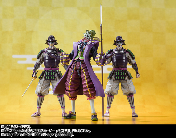 SHFiguarts The 6th Heavenly Devil Joker 07