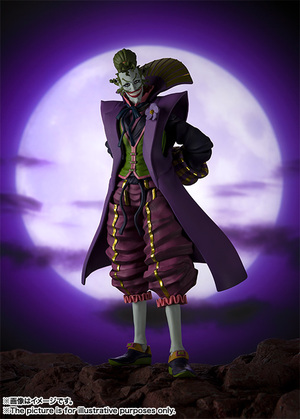 SHFiguarts The 6th Heavenly Devil Joker 08