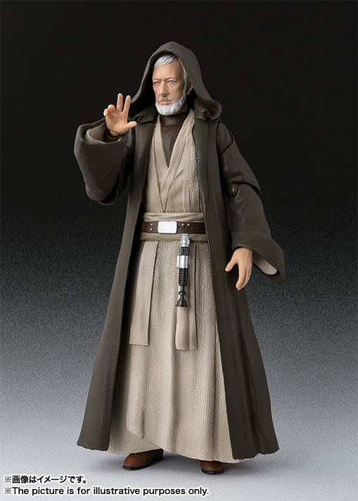 S.H.Figuarts ベン・ケノービ(A New Hope) 01