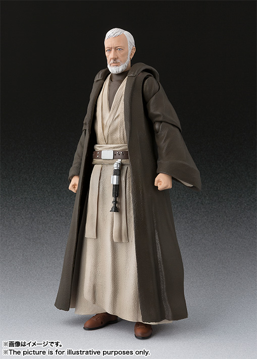 S.H.Figuarts ベン・ケノービ(A New Hope) 02