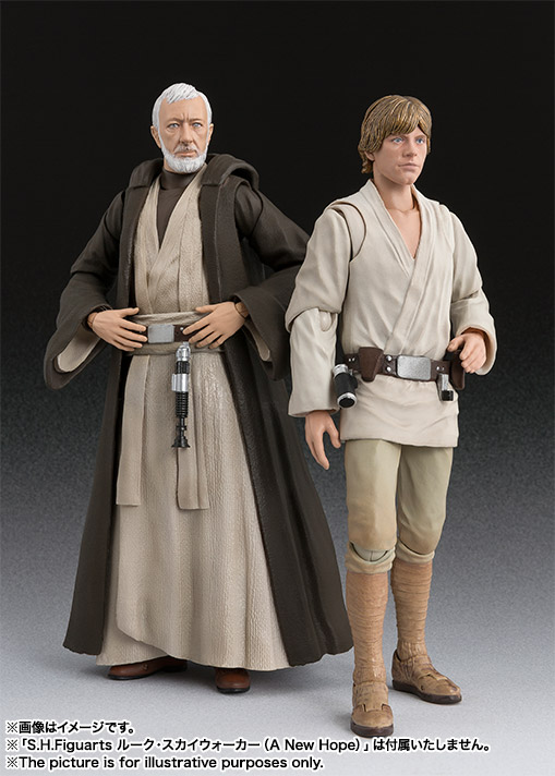 S.H.Figuarts ベン・ケノービ(A New Hope) 08