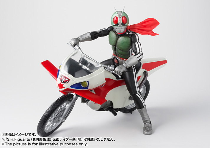SHFiguarts New Cyclone 04