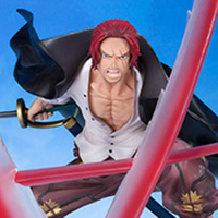 Figuarts Zero Shanks - Haier Color Intensity -