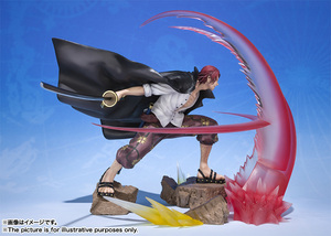 Figuarts Zero Shanks - Haier Color Intensity - 05