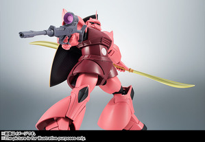 ROBOT魂 <SIDE MS> MS-14S シャア専用ゲルググ ver. A.N.I.M.E. 05