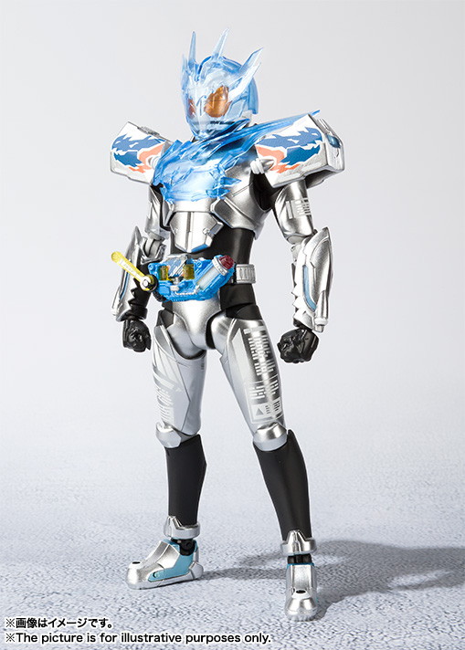 S.H.Figuarts 仮面ライダークローズチャージ 01