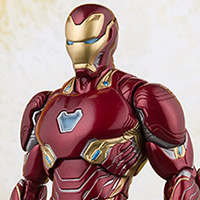 SHFiguarts Iron Man Mark 50 (Avengers / Infinity War)