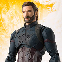 S.H.Figuarts Captain America (Avengers / Infinity War)