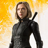 SHFiguarts Black Widow (Avengers / Infinity War)