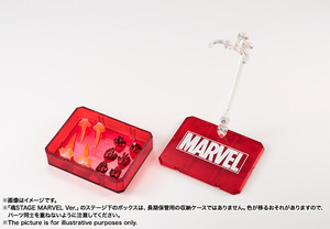 魂STAGE MARVEL Ver. 08
