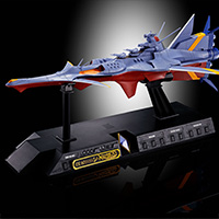 Soul of Chogokin GX - 80 Universal Battleship N - Nautilus (Regular Version)