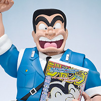 S.H.Figuarts 両津勘吉 JUMP 50th ANNIVERSARY EDITION ~II~